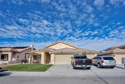 North Las Vegas Single Family Home For Sale: 3942 Captain Morgan Avenue