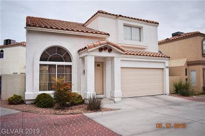 Las Vegas NV Single Family Home For Sale: $264,900