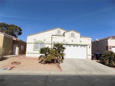 Single Family Home For Sale: 1652 Morse Arberry Avenue