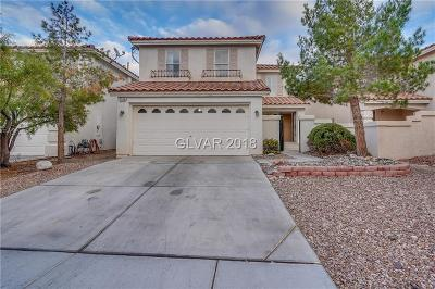 Las Vegas NV Single Family Home Under Contract - No Show: $315,000