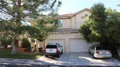 Henderson NV Single Family Home For Sale: $515,000
