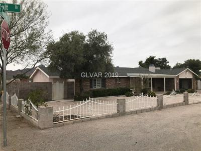 Henderson Single Family Home Under Contract - Show: 1691 Colt Drive