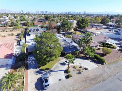 Las Vegas Single Family Home For Sale: 2952 El Camino Road