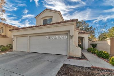 Single Family Home For Sale: 9721 Northern Dancer Drive