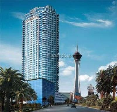 Sky Las Vegas High Rise For Sale: 2700 South Las Vegas Boulevard #1506