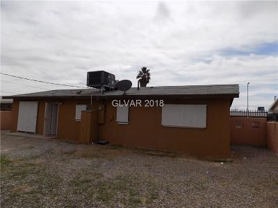 North Las Vegas Single Family Home For Sale: 2004 Hassell Avenue