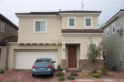 Clark County Single Family Home For Sale: 5063 Fiery Sky Ridge Street