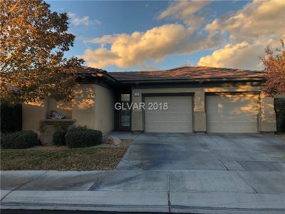 Henderson, Las Vegas Single Family Home For Auction: 4 Chatmoss Road