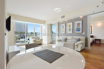 Las Vegas High Rise For Sale: 2700 Las Vegas Boulevard #501