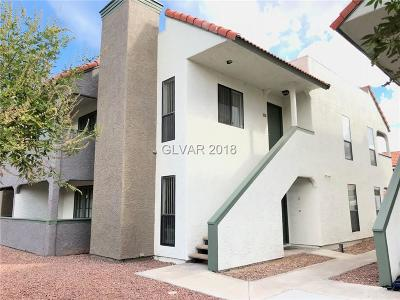 Henderson Condo/Townhouse Under Contract - Show: 511 Bass Drive #D