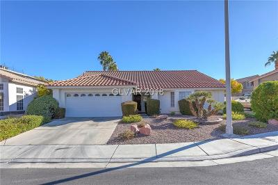 Clark County Single Family Home For Sale: 274 Plaza Napoli Court