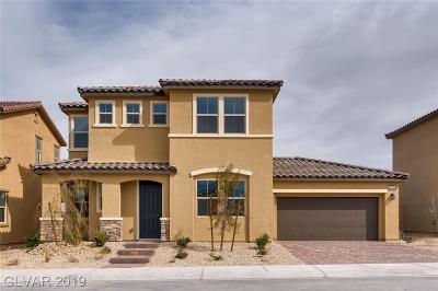 Las Vegas Single Family Home For Sale: 8080 Pinyon Ridge Street