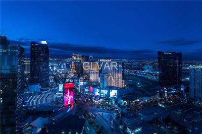 Resort Condo At Luxury Buildin High Rise For Sale: 3750 Las Vegas Boulevard #3605