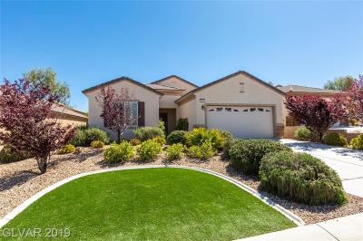 Single Family Home For Sale: 2534 Starlight Valley Street