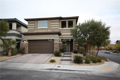 Las Vegas NV Single Family Home Under Contract - No Show: $424,900