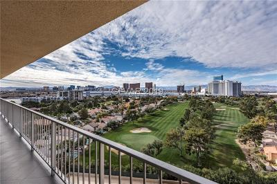 Las Vegas High Rise For Sale: 3111 Bel Air Drive #15G