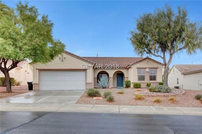 Henderson Single Family Home For Sale: 2721 Evening Sky Drive