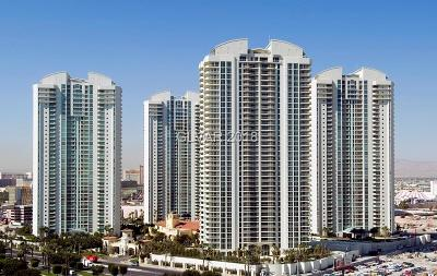 Las Vegas High Rise For Sale: 2777 Paradise Road #408