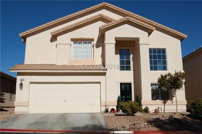 Las Vegas Single Family Home For Sale: 8640 Honey Vine Avenue