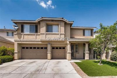 Las Vegas NV Single Family Home For Sale: $465,000