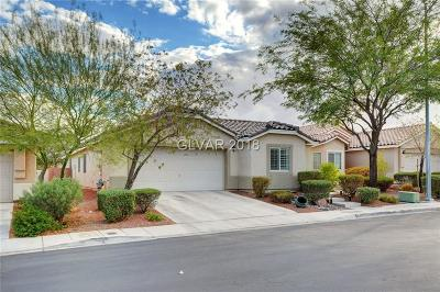 Las Vegas Single Family Home For Sale: 5909 Lewis Falls Avenue