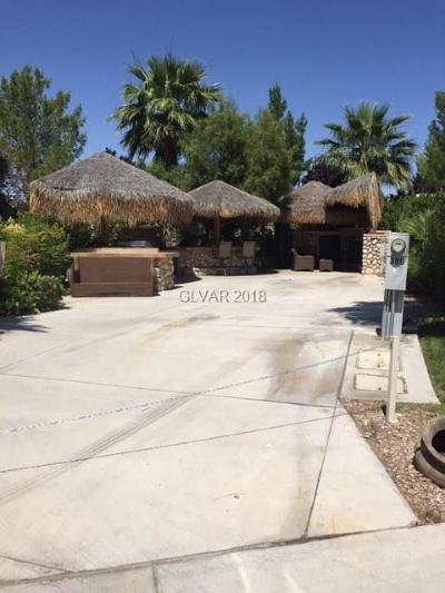 Las Vegas, Boulder City, Henderson Residential Lots & Land Under Contract - No Show: 8175 Arville Street #399