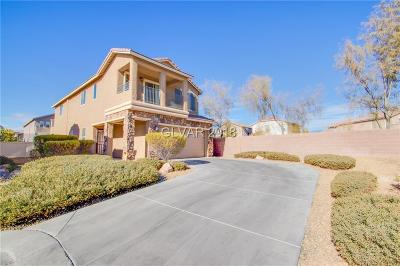 Las Vegas Single Family Home For Sale: 8567 Rumsfield Court