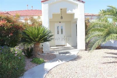 Single Family Home For Sale: 7461 Orange Haze Way