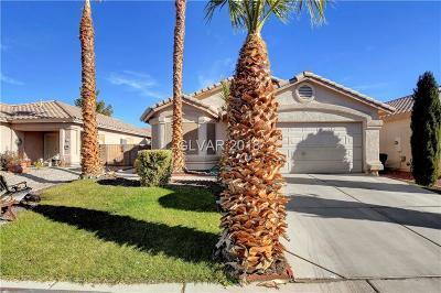 Las Vegas NV Single Family Home For Sale: $260,000