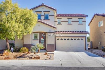 Las Vegas NV Single Family Home For Sale: $329,000