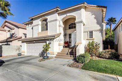 Las Vegas NV Single Family Home For Sale: $329,998