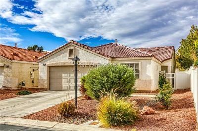 North Las Vegas Single Family Home For Sale: 346 Loma Marsh Court