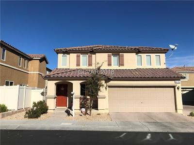 Las Vegas Single Family Home Under Contract - No Show: 8782 Brindisi Park Avenue
