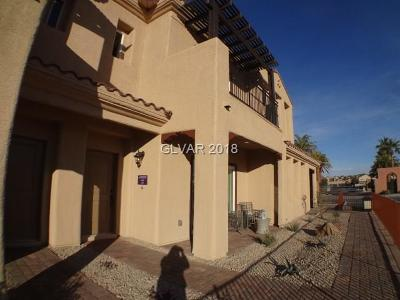 Henderson NV Condo/Townhouse For Sale: $264,885