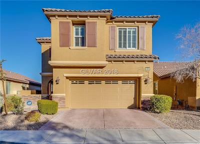 Las Vegas NV Single Family Home For Sale: $397,500