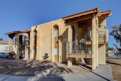 Las Vegas Multi Family Home For Sale: 4610 Twain Avenue