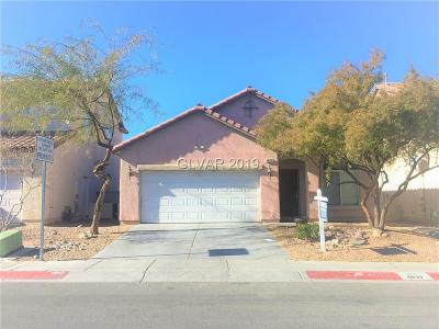 North Las Vegas Single Family Home For Sale: 4037 Clove Hitch Street