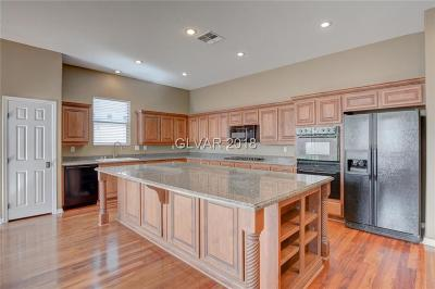 Henderson Single Family Home For Sale: 489 Via Stretto Avenue