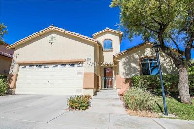 Las Vegas Single Family Home For Sale: 5550 Nimes Avenue