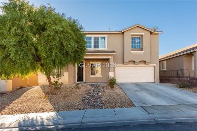 North Las Vegas Single Family Home For Sale: 309 Purple Passion Avenue