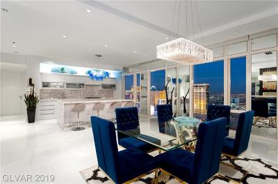 Resort Condo At Luxury Buildin High Rise For Sale: 3750 South Las Vegas Boulevard #2508