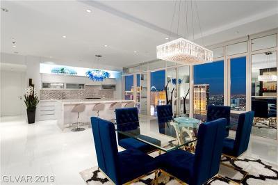 Las Vegas High Rise For Sale: 3750 South Las Vegas Boulevard #2508