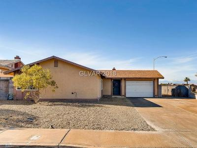 Henderson Single Family Home For Sale: 400 Bottle Brush Way