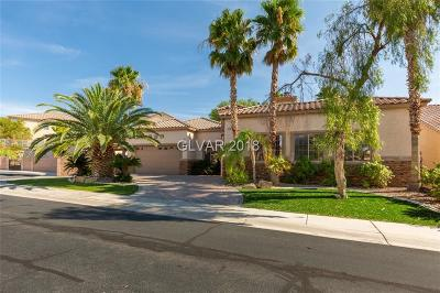 Henderson Single Family Home For Sale: 1331 Calle Calma