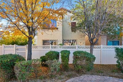 North Las Vegas Single Family Home Under Contract - Show: 604 Pacific Time Court