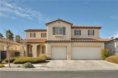 Las Vegas Single Family Home For Sale: 7421 Timber Run Street