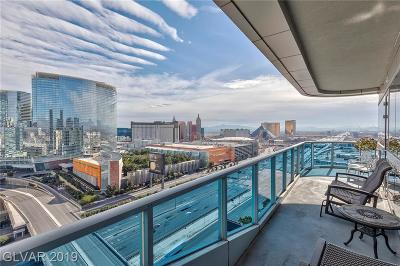 Las Vegas High Rise For Sale: 4471 Dean Martin Drive #2309