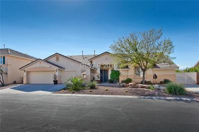 Las Vegas Single Family Home For Sale: 657 Glen Canyon Court
