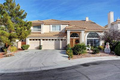 Las Vegas NV Single Family Home For Sale: $439,990