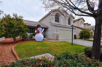 Single Family Home For Sale: 7820 Whispering River Street